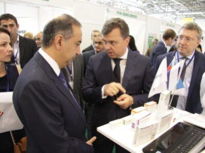 Russian pharmaceutical producers in Azerbejdzan